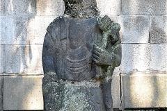 東禅寺の角