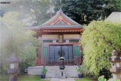 瀧泉寺(目黒不動尊)観音堂