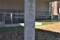 江戸時代、鷹場の表示