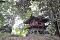 真間山弘法寺:鐘楼堂