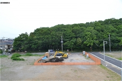 森は、堀之内貝塚公園