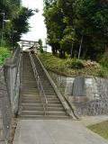 115-赤羽八幡神社への階段