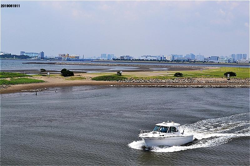葛西渚橋から西側