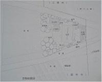 近藤勇生家図(現地の案内板より)