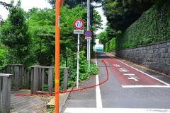 511-みなみもと町公園→跨線橋