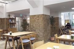 郷土歴史館等複合施設「ゆかしの杜」カフェ