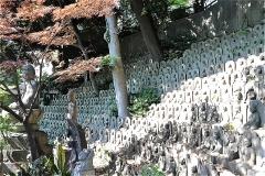 大圓寺の五百羅漢