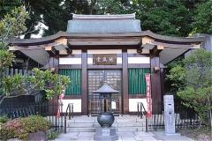 瀧泉寺(目黒不動尊)地蔵堂