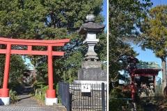 狭山池公園 厳島神社