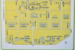 東京陸軍少年飛行兵学校 配置図