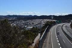 043-横浜横須賀道路の跨道橋