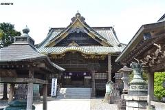釈迦堂(国指定重要文化財)