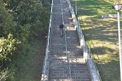 217段の階段