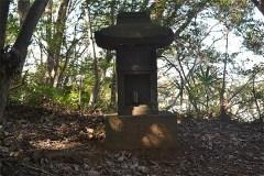 小澤城址跡:浅間神社