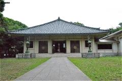 真間山弘法寺:本殿