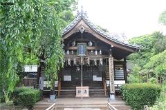 真間山弘法寺:大黒堂