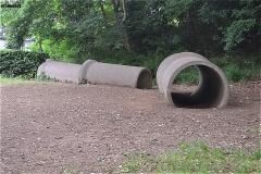 じゅんさい池緑地:子ども公園の遊具