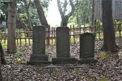 里見公園:里見群亡の碑