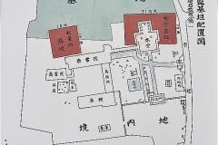 下総国分寺創建伽藍基坦配置図