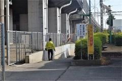 101-京王線を横断