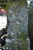 101-芝間稲荷神社の前の庚申塔