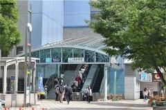 東京メトロ東西線・西葛西駅 南口