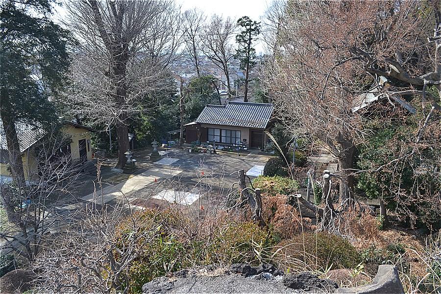 507-中里の富士塚