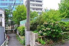 511-闇(くらやみ)坂‐若葉公園入口