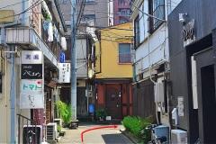511-柳新道通りの突き当り